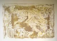Fenris wolf, 70 x 50