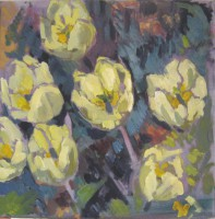 Yellow Tulips, Sold