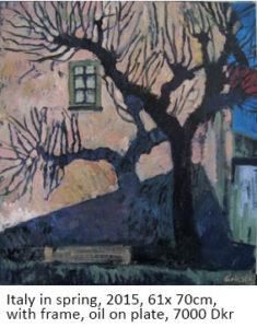Anne Cirkola-Gallery Nexø, Bornholm